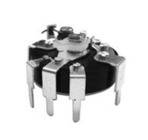 R16S5 16mm size molded case potentiometer with switch